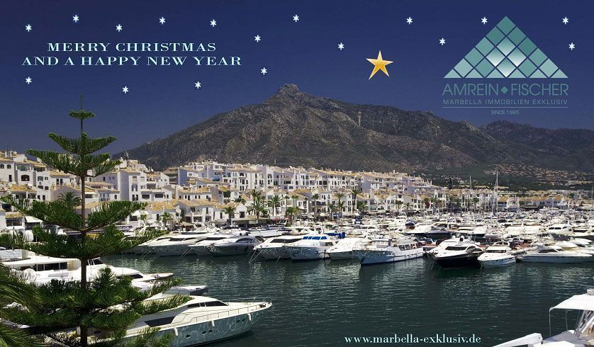 A festive Christmas in Marbella