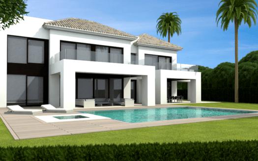 Luxury estates in Marbella