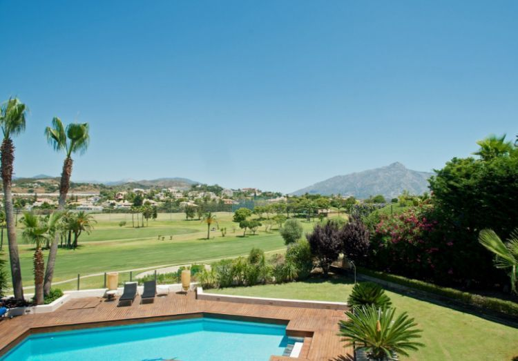 The Costa del Sol is sometimes called the 'Costa del Golf'