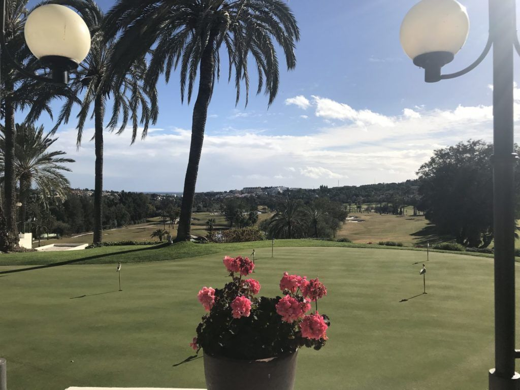 Marbella's Top Golf Courses