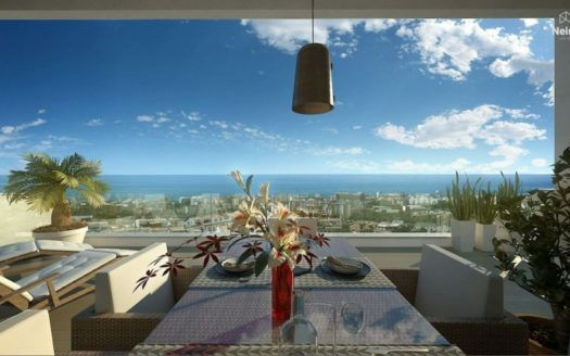 ARFA1164 - Modern project for apartments and penthouses for sale in Marbella