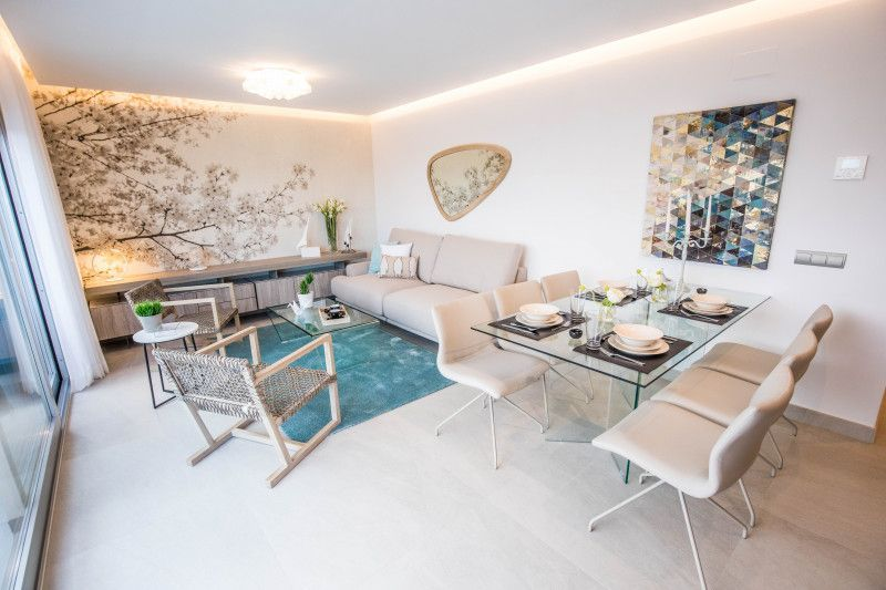 ARFA1224-1 - 60 exclusive new penthouses and apartments for sale in La Cala de Mijas Golf