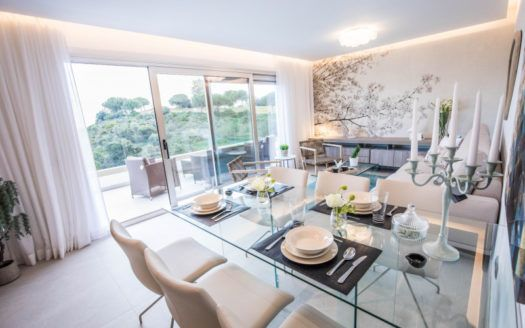 ARFA1224 - 60 exclusive new apartments and penthouses for sale in La Cala de Mijas Golf