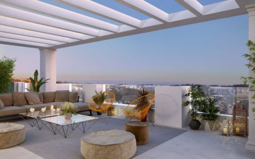 ARFA1231 - Stunning apartments and penthouses for sale in Nueva Andalucia