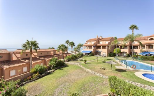 ARFA1270-243 - Luxury duplex penthouse on the beach for sale in Estepona-West