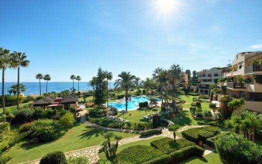 ARFA1288-256 - Frontline beach apartment for sale at the New Golden Mile of Estepona