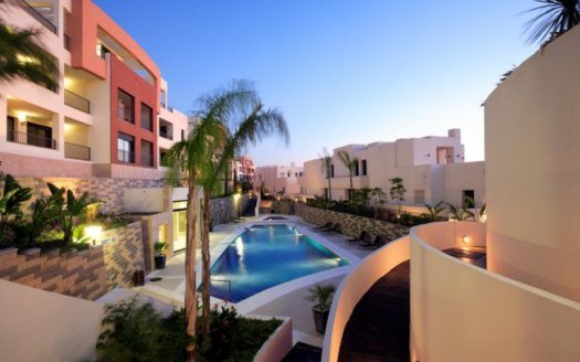 ARFA1299 - Marvelleous penthouse for sale in Altos de Los Monteros in Marbella