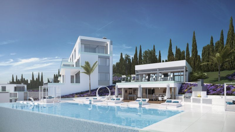 ARFA1312 - New construction project for 30 exclusive apartments and penthouses for sale in La Cala de Mijas