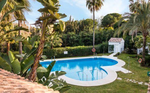 ARFA1321 - Luxury apartment on the Golden Mile of Marbella