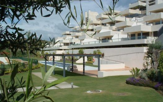 ARFA598 - Luxury apartment for sale in Los Arrayanes in Nueva Andalucia