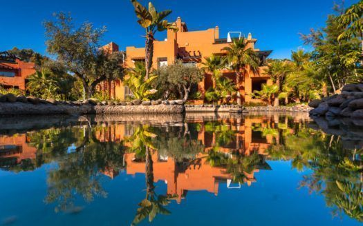 ARFA702 - Apartments and Penthouses for sale in Alminar de Marbella Phase II in Nueva Andalucia