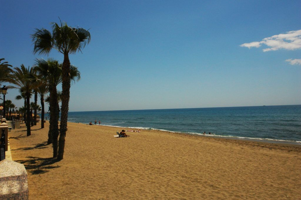 Living on Marbella Golden Mile
