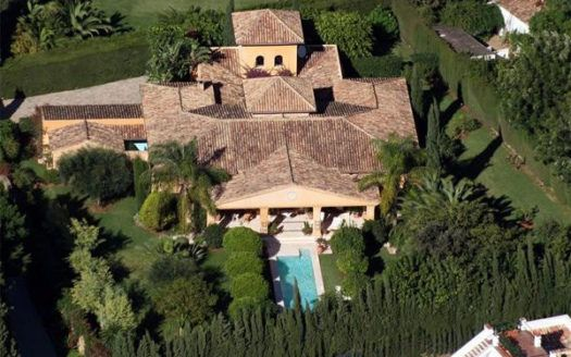 ARFV1248 - Spectacular house for sale in Guadalmina in San Pedro de Alcantara