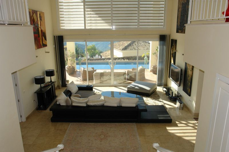 ARFV1746 - Villa with panoramic views for sale in Sierra Blanca Country Club in Istan