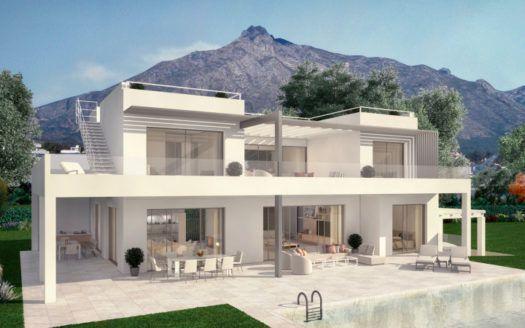 ARFV1891 - New villa for sale in Lomas del Marbella Club on the Golden Mile in Mabella