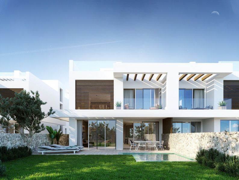 ARFV1959 - Project for six semi detached houses for sale in Artola