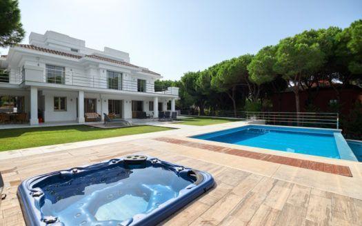 ARFV2030-258 - New built villa for sale in Hacienda Las Chapas in Marbella