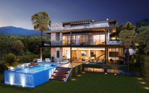 ARFV2031 - 13 modern Villas for sale with panoramic views