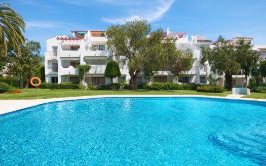 ARFA1340-296 - Modernized penthouse for sale near the beach in Costalita in Estepona