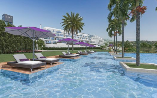 ARFA1349 - Project for apartments and penthouses at Casanova Golf in Mijas