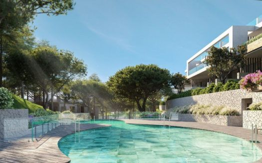 ARFA1354 - Apartments and penthouses for sale in Artola in Cabopino