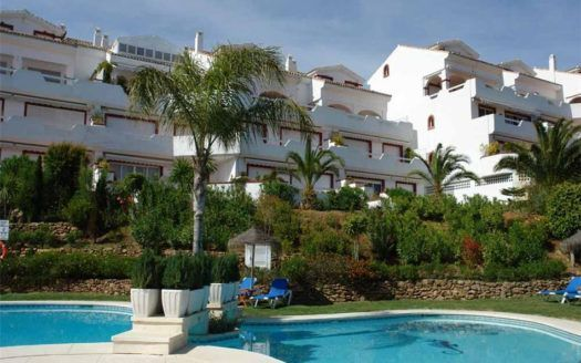 ARFA656 - Penthouse for sale in Elviria in Marbella