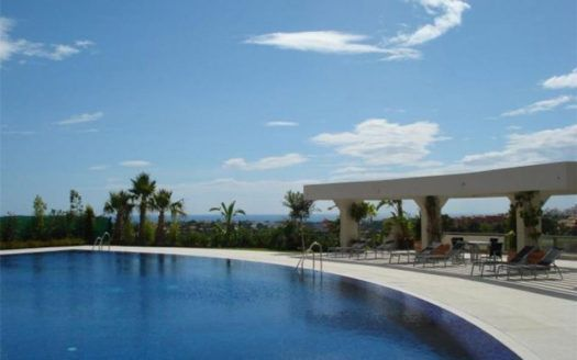 ARFA1033 - Marvellous apartment in popular golf urbanisation