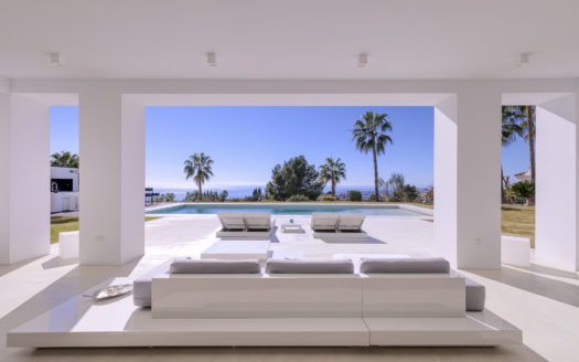 ARFV2076 - Modern Villa for sale in Sierra Blanca in Marbella's Golden Mile