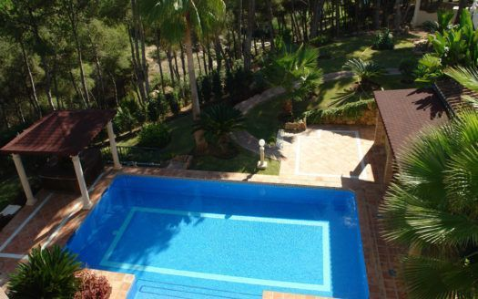 ARFV1573 - Charming villa for sale in Hacienda Las Chapas in Marbella with sea views