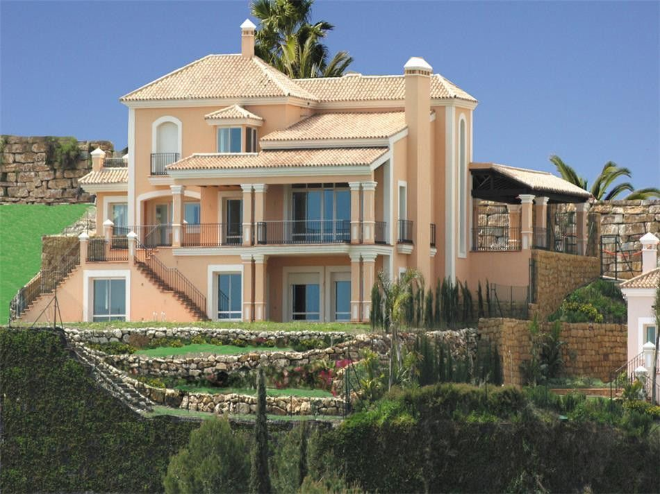 ARFV1666 - Villa for sale in La Alqueria in Benahavis