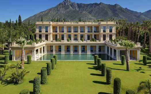 ARFV1713 - Palatial villa for sale in Nagueles in Marbella