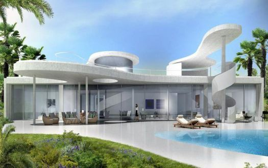 ARFV1752 - Stunning Villa-Project of 31 Villas by Finca Cortesin near La Duqesa