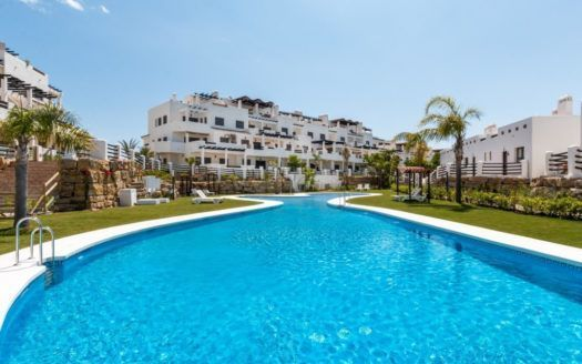 ARFA1248 - New apartments with sea views fo sale in La Resina Golf in Estepona