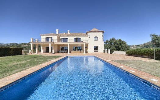 ARFV1796-110 - Large Villa for sale in Marbella Club Golf Resort in Benahavis