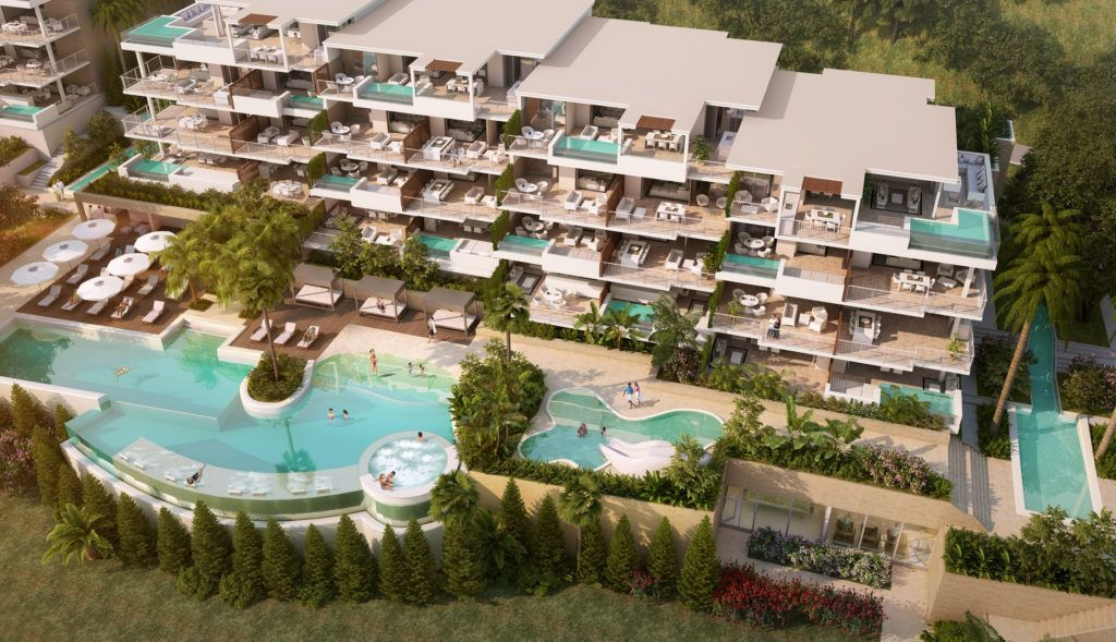 ARFA1145-1 - Exclusive new apartments and penthouses for sale in La Cala de Mijas Golf