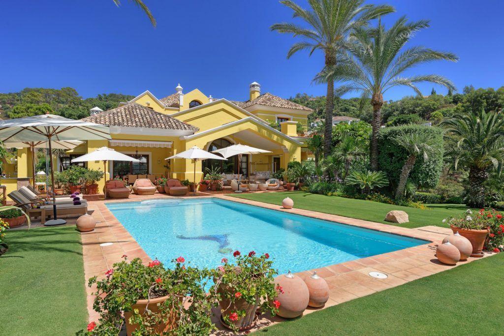 ARFV1821 - Amazing Villa for sale in La Zagaleta