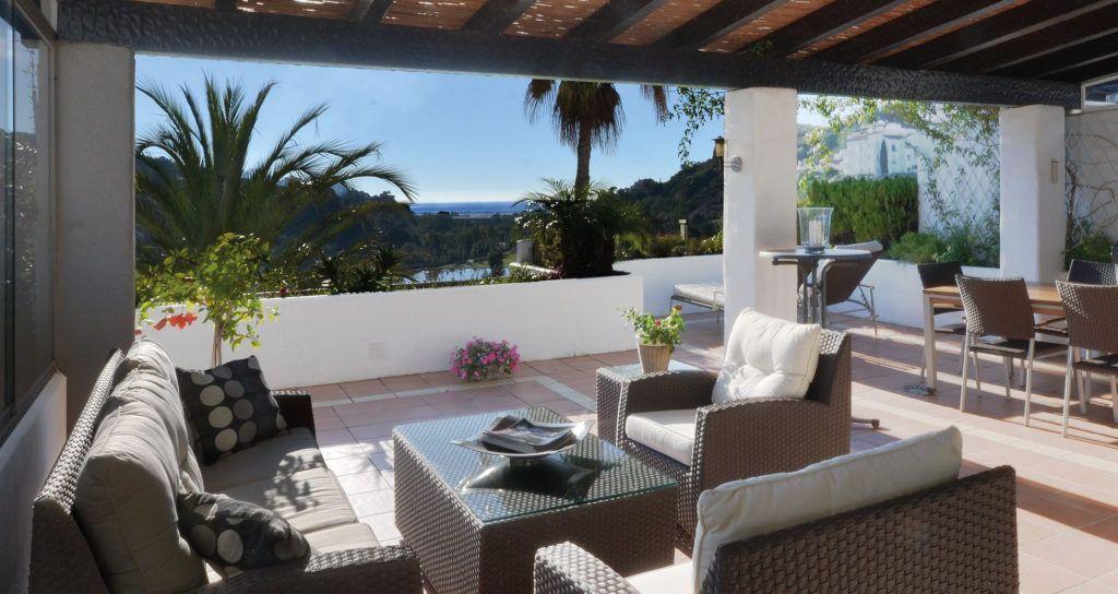 ARFA1159 - Elegant Duplex-Penthouse for sale in Lomas de La Quinta in Benahavis