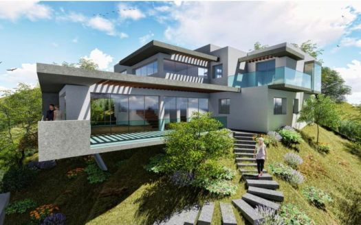 Project – Plots for sale in top location in the urbanisation Elviria in Marbella