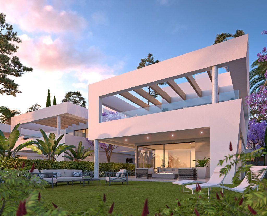 ARFV1854 - 10 modern Villas for sale in San Pedro de Alcantara by Marbella