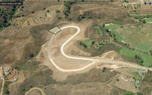10 plots for sale for villas in La Cala Golf in Mijas Costa