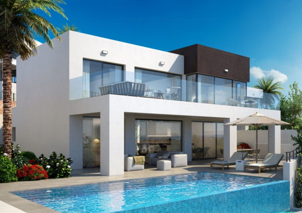 ARFV1865 - Project for 5 new villas for sale in La Cala de Mijas