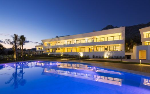 ARFA1286 - 20 new luxury apartments for sale on the Golden Mile in Marbella
