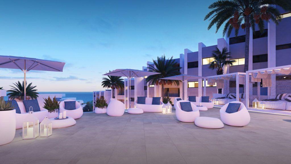 ARFA1350 - Amazing sea view apartments for sale in Manilva