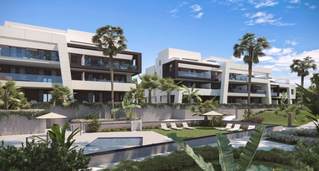 ARFA1184 - New development for sale at the Safari Park in Estepona