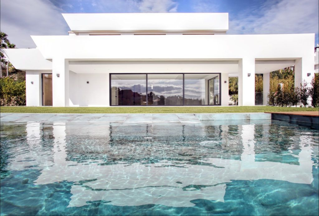 ARFV1853 - Brand new Villa for sale in La Alqueria in Benahavis