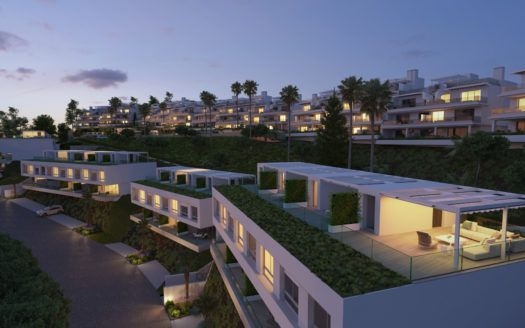 ARFTH142 - Modern townhouses in Cancelada in Estepona