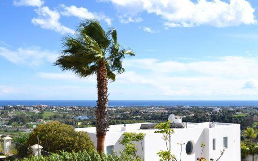 ARFV1883 - Contemporary luxury villa for sale in Puerto del Capitan in Benahavis