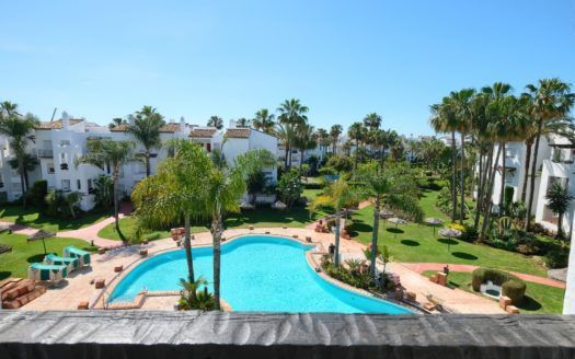 ARFA1335-293 - Modernized apartment beachside for sale in Costalita in Estepona
