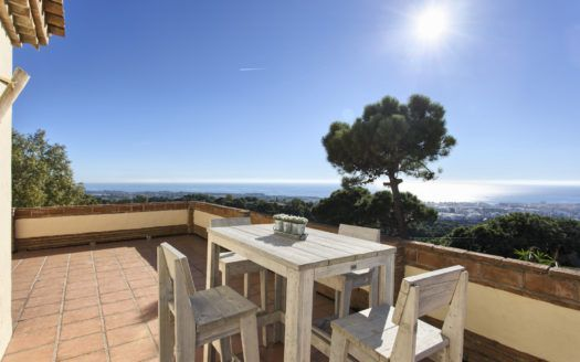 ARFV1577-267 - Stunning Villa for sale in Puerta Los Reales in Estepona with panoramic views