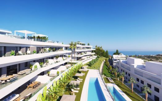 ARFA1360 - Apartments and Penthouses close to the beach and town